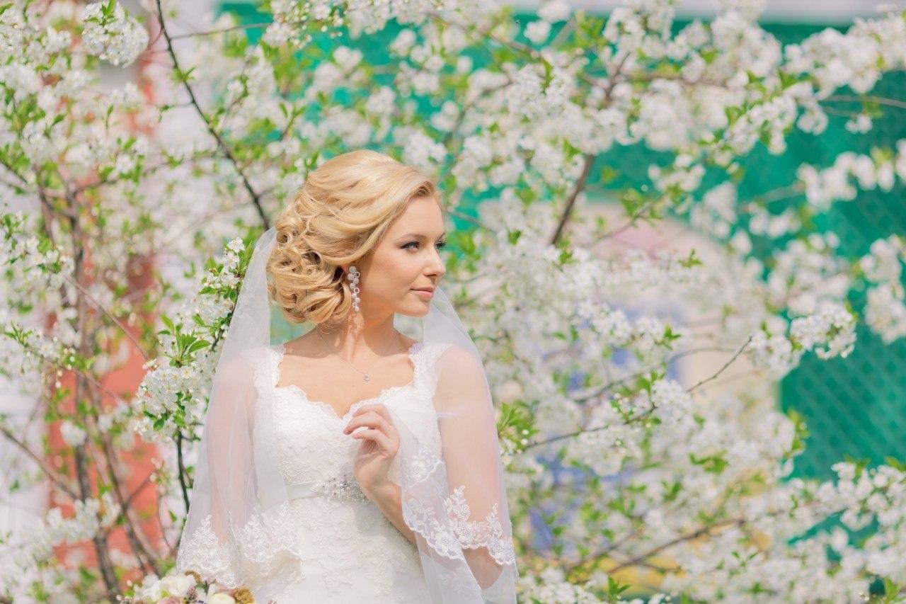невеста визаж 2345