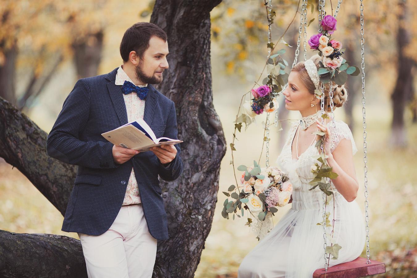 современная свадьба 159