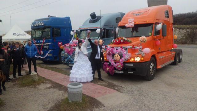 свадебные машины 0267