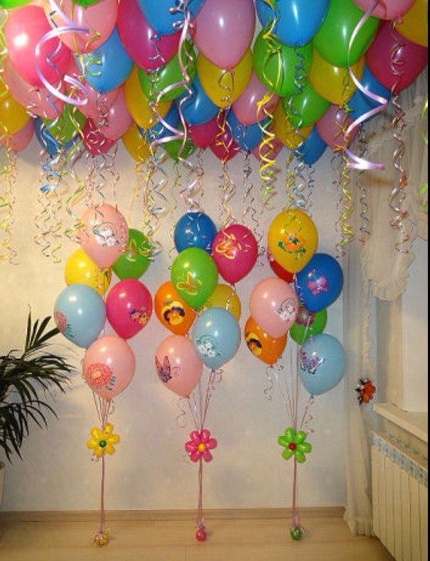 Воздушные шарики на свадьбу и праздник.567890