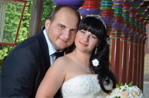 Видеосъемка свадьбы в Гедон Центре.