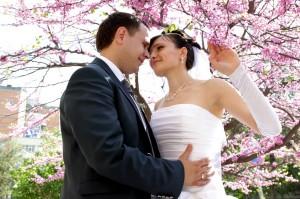 Свадьба.Видеосъемка.время года.