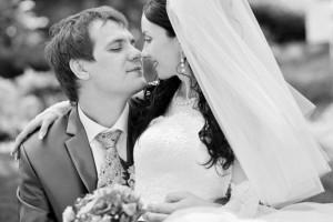 Красочная свадьба.