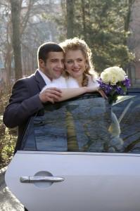 Шикарная свадьба.
