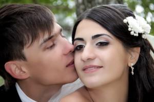 Осенняя свадьба.Видеосъемка.