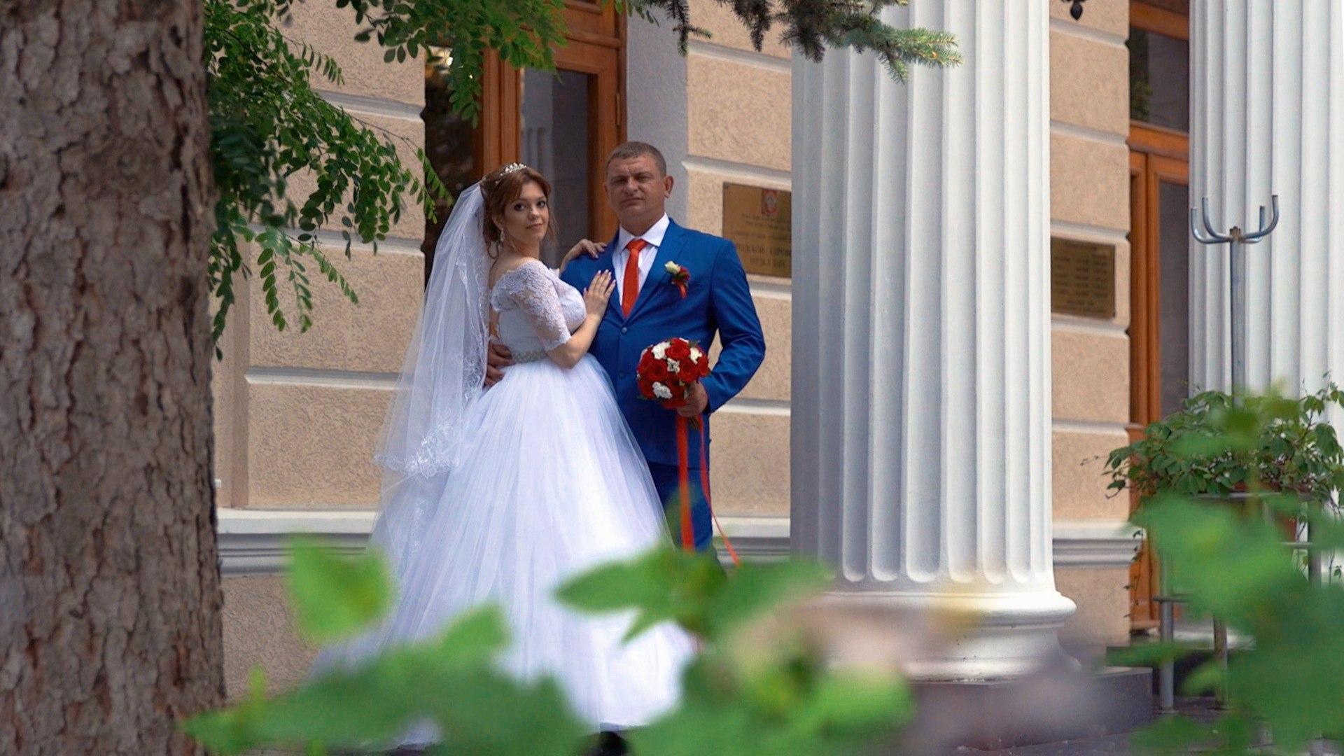 Видеосъемка венчания3580
