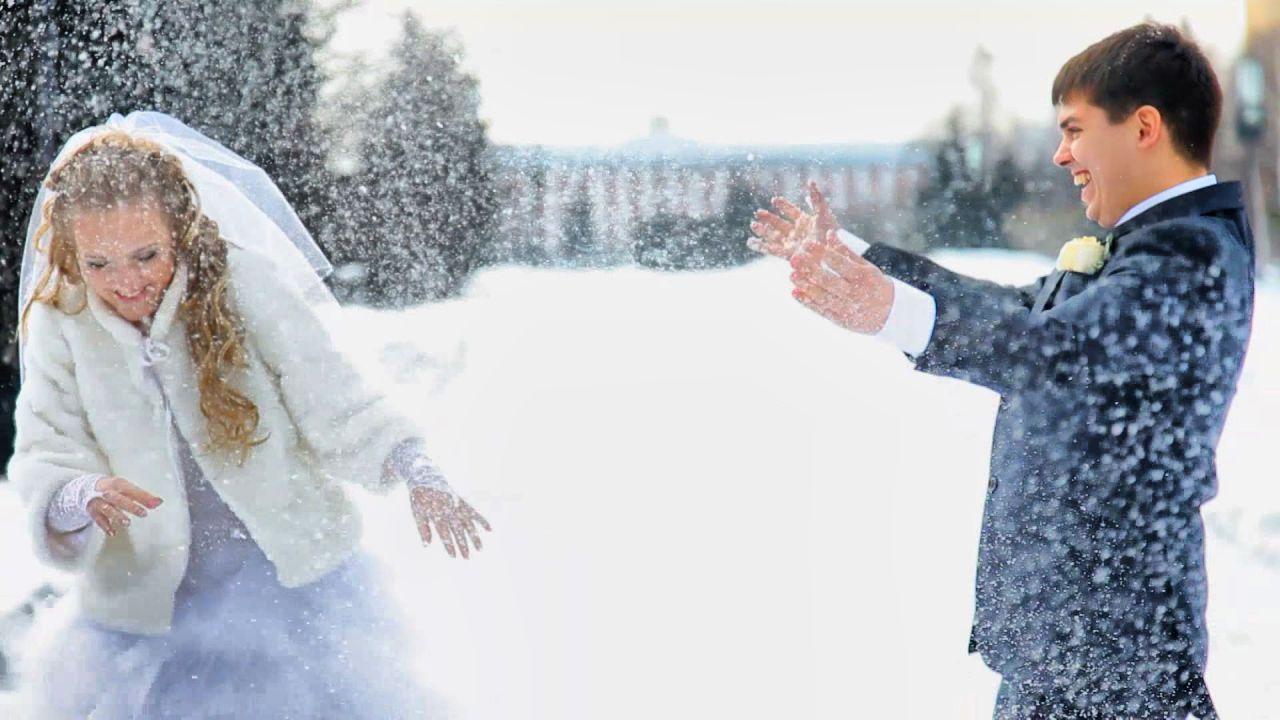 Зимняя видеосъемка свадьбы.33546790