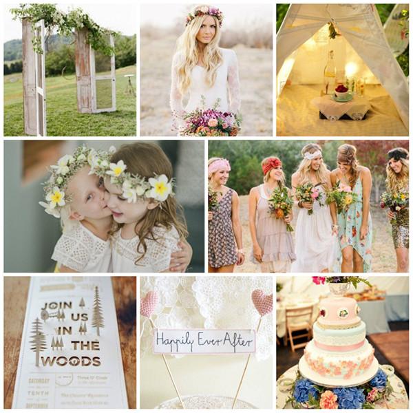 Стилистика свадьбы. 24680