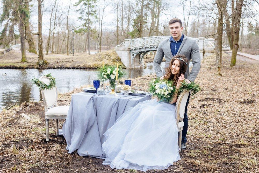 Необычный цвет свадьбы.45678909