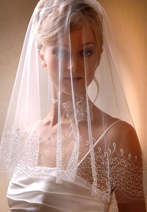 фата невеста 5676