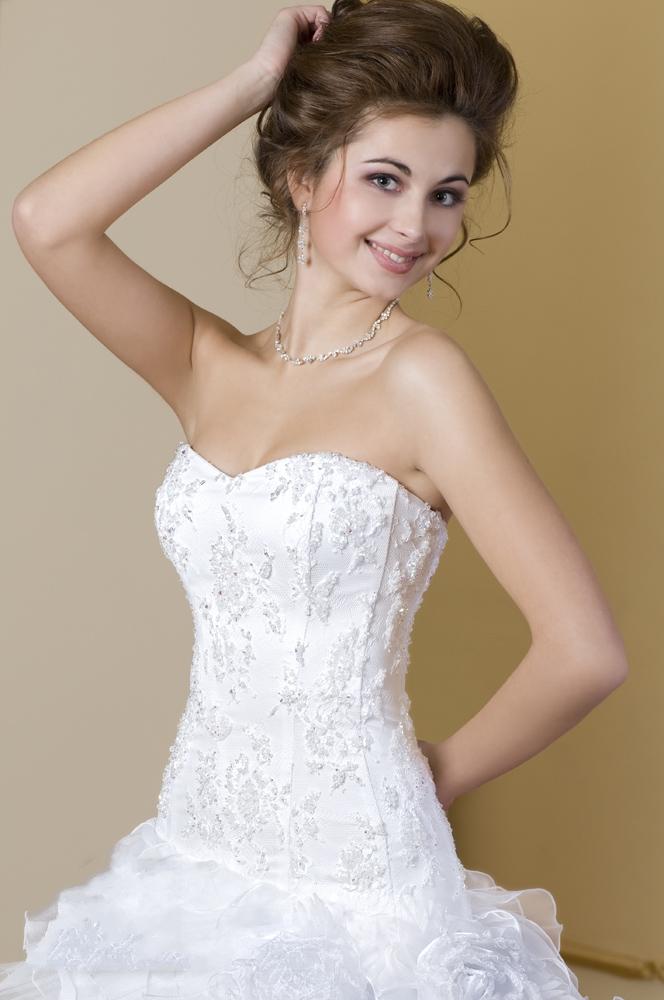 коктейльное платье 1258