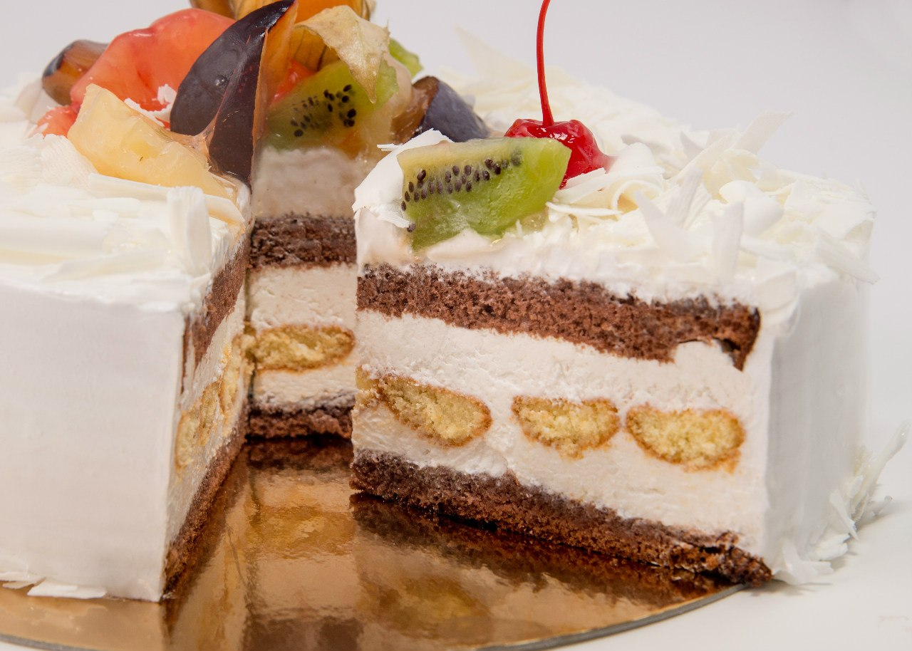 свадебный торт3245