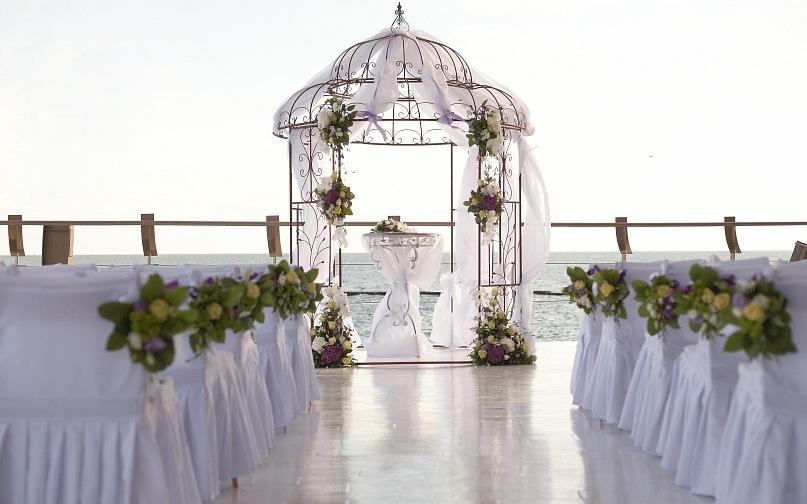 свадебная арка 4567
