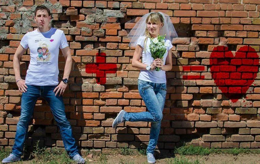 45566 джинсовая свадьба