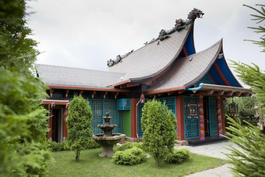 шанхайский домик 234
