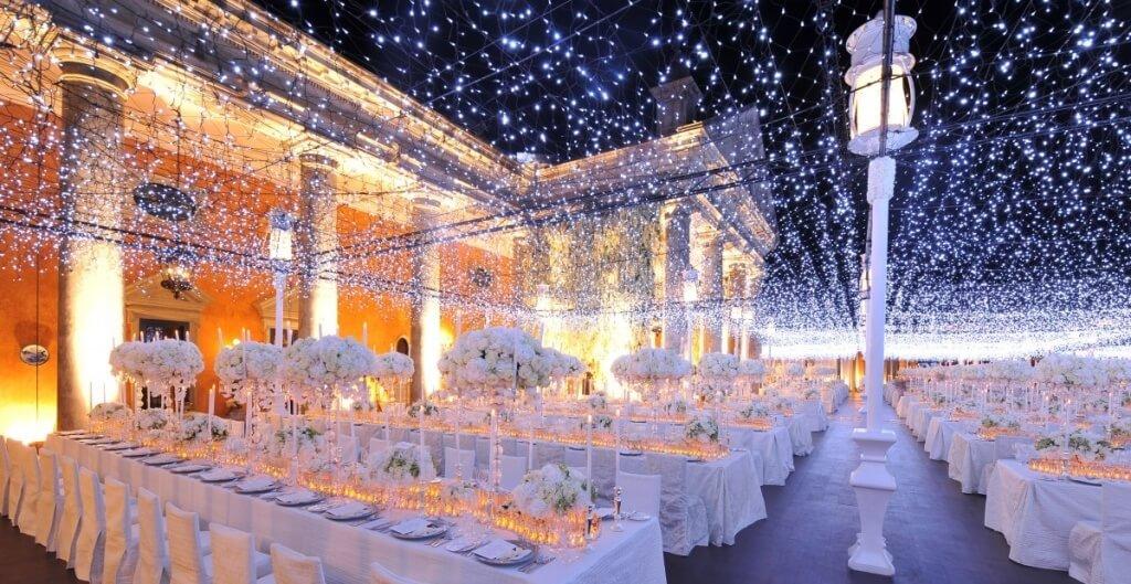 космос тема свадьбы 1234