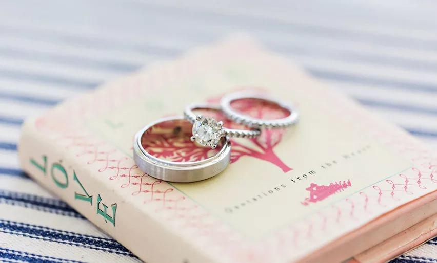 обручальные кольца 357890-