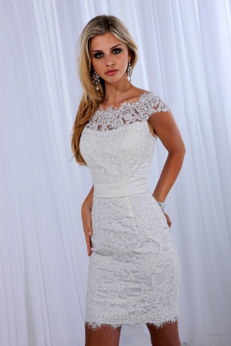 приталенное платье невесты243680