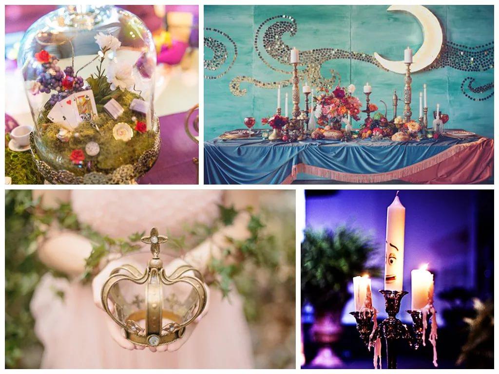 Модные цвета свадьбы35780
