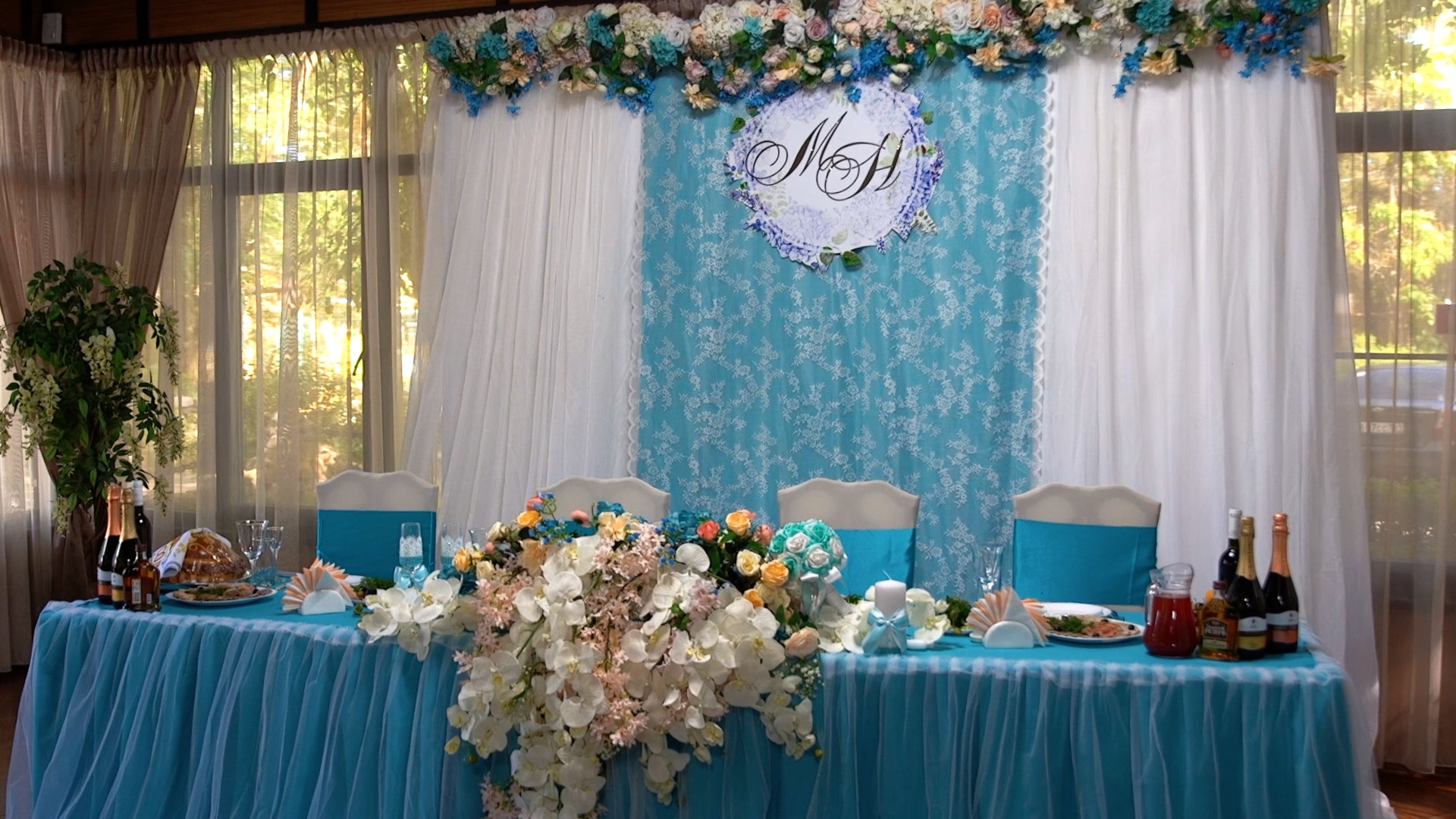Цвет свадьбы 234576