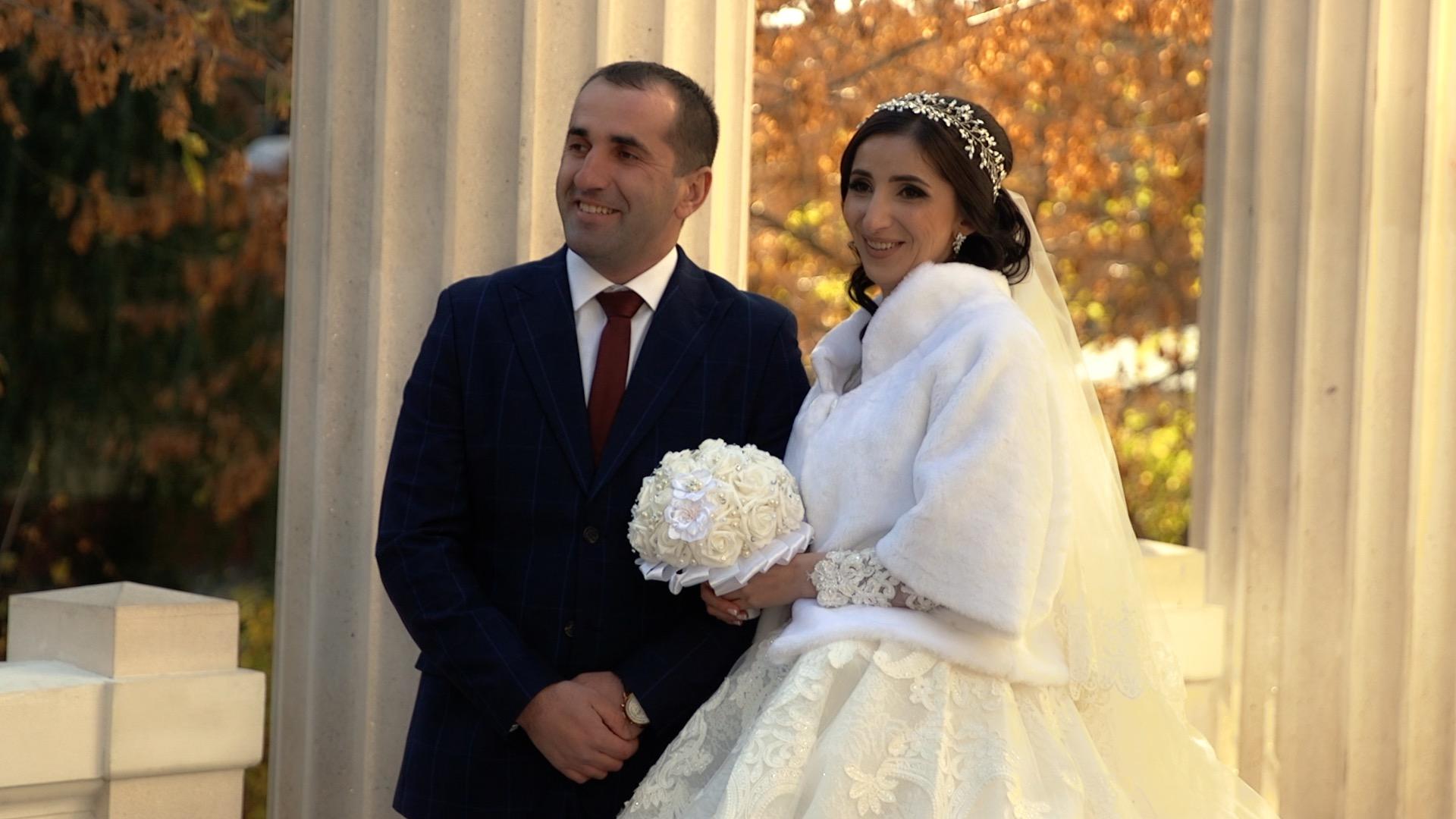 Свадьба 2 ноября