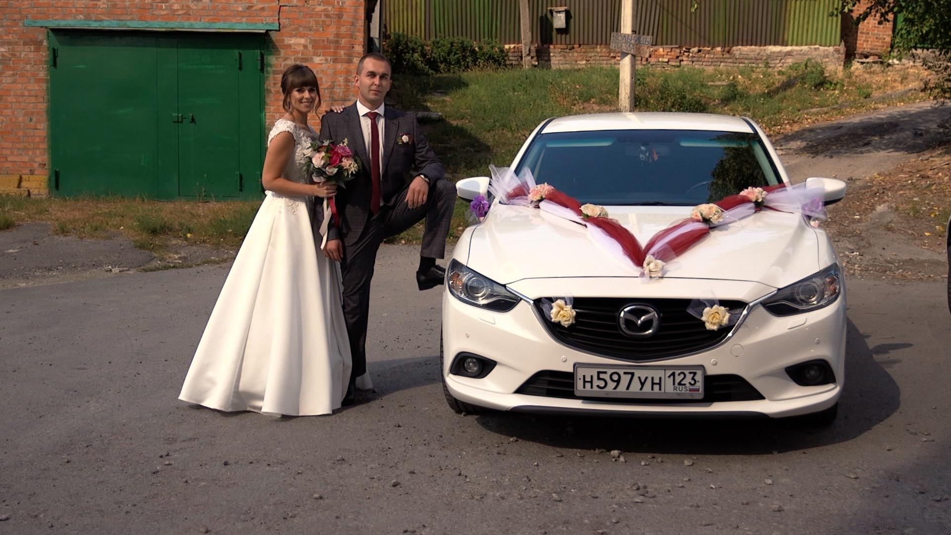 Видеосъемка свадьбы6890321
