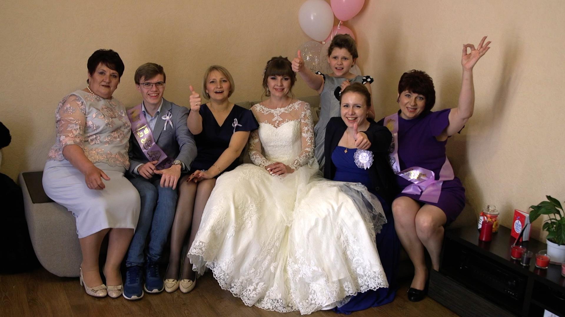 Гости на свадьбе4680